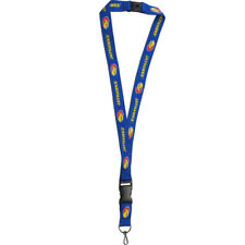 "Kansas Jayhawks 21"" Lanyard Key Chain with Safety Release NCAA Licensed"
