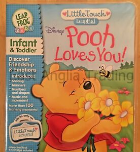 Pooh Loves You (Disney's Winnie The Pooh) - For Little Touch Leap Pads Only.