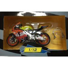 Honda RC211V Valentino Rossi 2003 Valencia1:12 Ixo Altaya Diecast Motorcycle GP