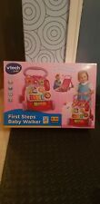 VTech First Steps Baby Walker (Pink)