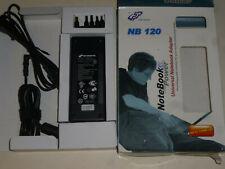 Universal Notebook Adapter Laptop Netzteil 19 Volt 6,32 Amp.