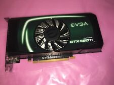 nVidia GeForce GTX 550TI 1GB GDDR5 PCIe Graphics Card.