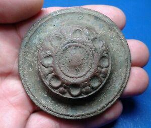 Roman Bronze Shield Boss