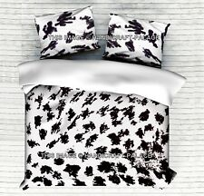 Scion Living Noukku Rhubarb SINGLE Duvet Set Brand New Includes Pillowcase