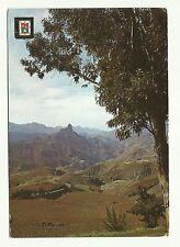 Tejeda, Bentaiga Mountain, Gran Canaria, Spain postcard