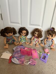 baby alive doll lot
