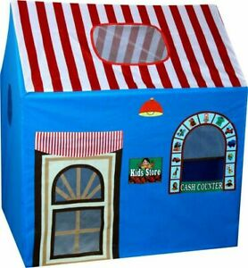 Kids Store Tent House For Kids Of 3 years and up,Multicolor, Free Shipping