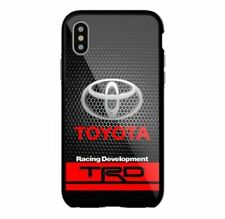 Toyota TRD Black Grill Logo for iPhone 5 6 7 8 X XR XS MAX samsung cover case