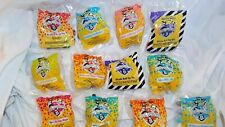 Lot 12 McDonald's Happy Meal Toys Animaniacs Vintage 90's SEALED!