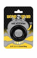 Ultimate Silicone Cock Ring Black Adult Sex Toy Dildo Dong