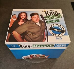 KING OF QUEENS - Die komplette Serie (18 Discs) - Blu-ray - Season 1 bis 9