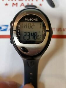 MIO ZONE ECG Accurate Heart Rate Watch Monitor. New Battery.