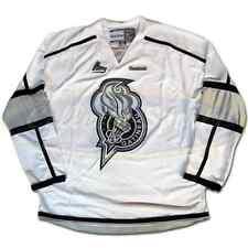 Gatineau Olympiques QMJHL Premier Edge Jersey Home XXL White NEW Season 2011-12