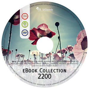 MEGA eBook Sammlung auf DVD 2200 eBooks KRIMI Abenteuer Science Fiction 4