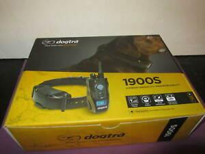 Dogtra 1900S 3/4 Mile Range Dog Training Collar System USED TWICE