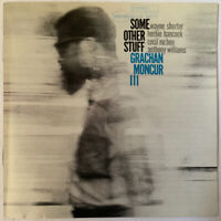 GRACHAN MONCUR III SOME OTHER STUFF CD BLUE NOTE 2009 RVG USA PRESS NEAR MINT