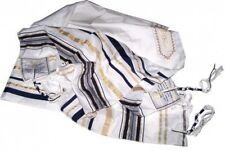 Holy Land Market Men's Messianic Seal Prayer Shawl - Talit/ Talis 72 x 22 Inches