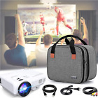 Mini Projector Case Accessories Carrying Bag Portable Scratch Resistant Storage