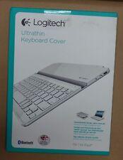Logitech Ultrathin Keyboard cover Nordic iPad 2,3,4 white/silver