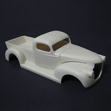 NB290 1/25 scale Jimmy Flintstone 1941 Chevy resin custom truck body