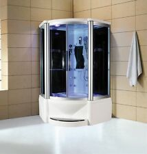 "51"" EAGLE BATH WS-609P STEAM SHOWER ENCLOSURE w/WHIRLPOOL (110v ETL Certified)"