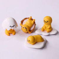 4Pcs/Set Mini Collection Figures Gudetama Lazy Egg Cute Mascot Kids Gift