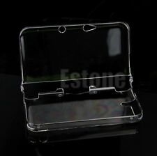 Plastic Crystal Protective Hard Clear Skin Case Cover for Nintendo 3DS XL