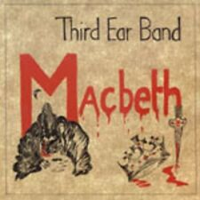 Third Ear Band Music from Macbeth UK CD Blueprint 1999 Experimental Prog Folk