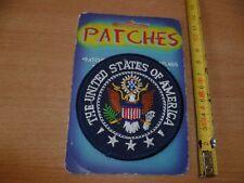 (E27) ECUSSON PATCH USA ARMY   THE U S A