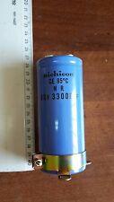 Nichikon 80V 33000 uF electrolitic capacitor CE 85 deg C