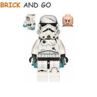 LEGO Minifig Figurine Star Wars SW691 Imperial Jetpack Trooper NEUF NEW