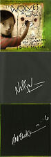 Neil Gaiman Dave McKean SIGNED AUTOGRAPHED The Wolves in the Walls HC 1st Ed/1st