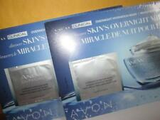 Lot 10 Avon ANEW Clinical Overnight Hydration Mask Samples Carded .04oz. Each
