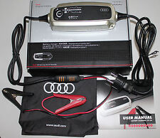 original Audi battery Battery charger 12 Volt 5 amp maintenance charger