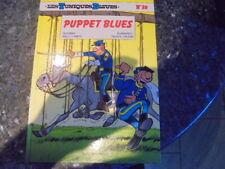 belle eo des tuniques bleues puppet blues