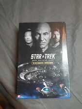 Ban Dai Star Trek Deck Building Game Premiere Edition Complete