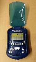 RADICA FLIPTOP SOLITAIRE 2006 LIGHTED ELECTRONIC HANDHELD GAME - FREE SHIP!