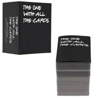 """""""The One With All The Cards"""" Party Board Game For Family Adult Firends Xmas Gift"""