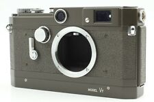 【Rare!! NEAR MINT】 Canon VT Rangefinder Olive Body Camera From Japan #62