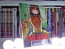 Titan Comics The Rage Kill or Cure Hardback