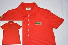 Lacoste Short Sleeve Polo Shirts for Women