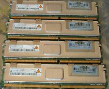 HYS72T256420EFA-3S-B2 8GB (KIT 4x2GB) PC2-5300F ECC, FB, HP PN: 398707-051