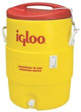 NEW IGLOO 4101 LARGE 10 GALLON 400 COMMERCIAL SPORT WATER COOLER USA 6844476