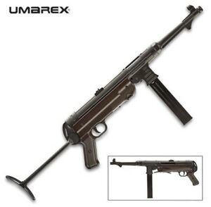 UMAREX Legends MP 40 Automatic Air Rifle Full Metal Machine Gun