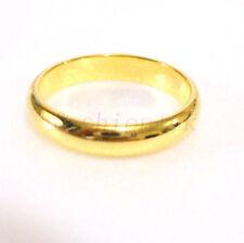 Anillos de bisutería anillo de compromiso sin piedra