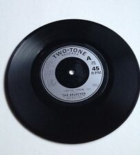"""The Selecter Missing Words 7""""  1980 45 Record French Misprint"""