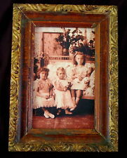 Tsar Nicholas II Romanov Family Antique Russian. Daughters: Olga, Tatiana, Maria