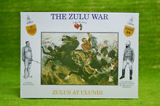 A Call To Arms Zulus at ULUNDI 1/32 Scale set CT24