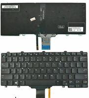 Dell Latitude 12 7275 E7270 E5270 XPS 12-9250 US Backlight Keyboard 3P2DR