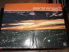 Earthlings? (Man's Ruin Records) CD Promo Poster - 60 x 46 cm